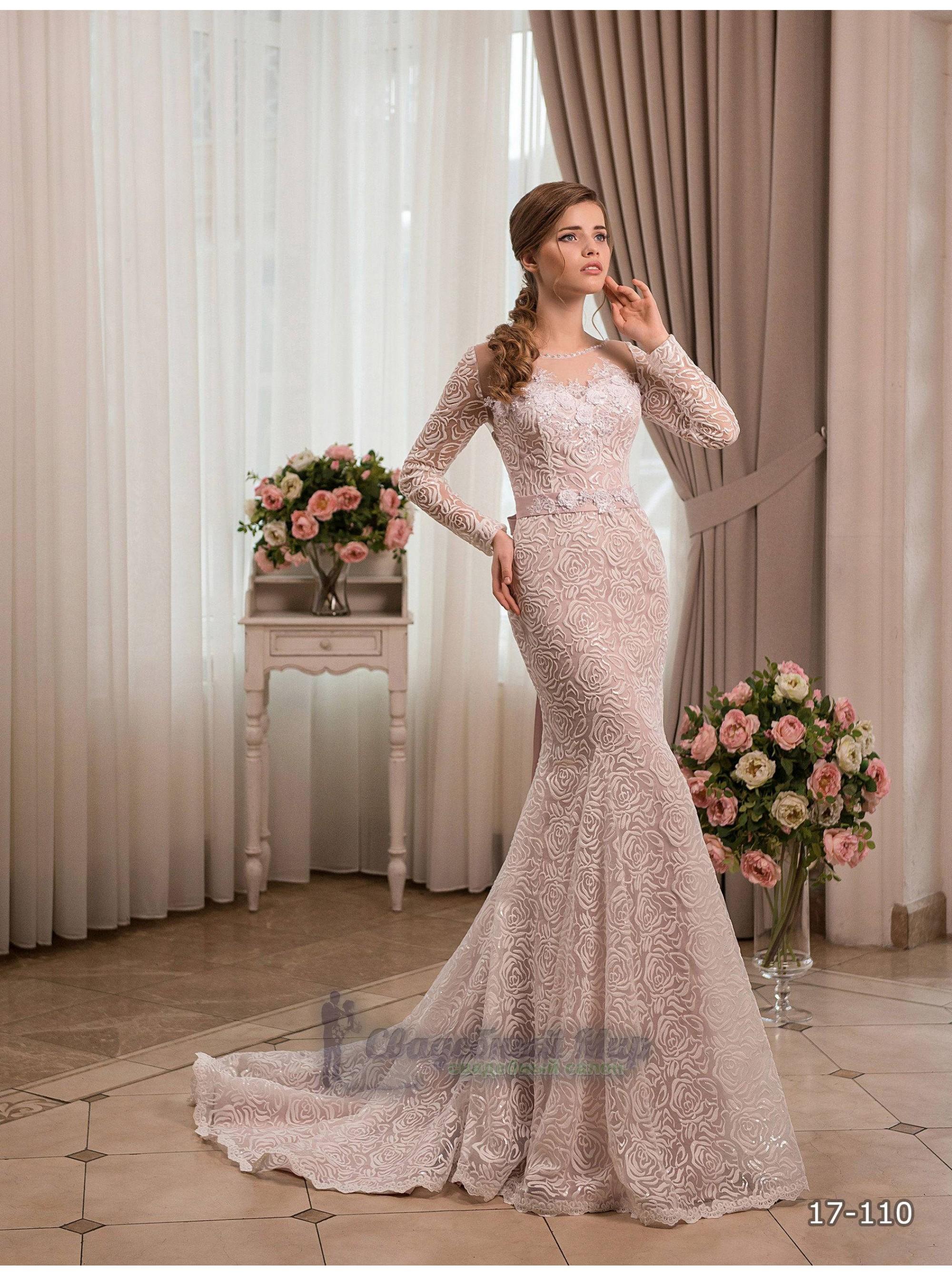 Свадебное платье 17-110