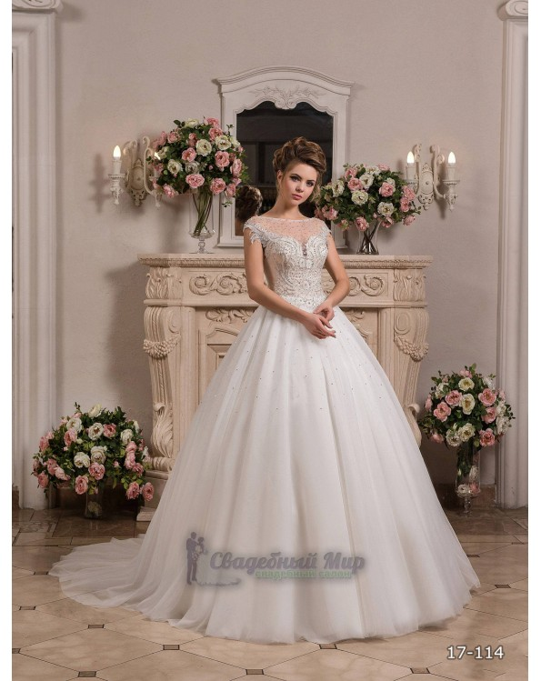 Свадебное платье 17-114
