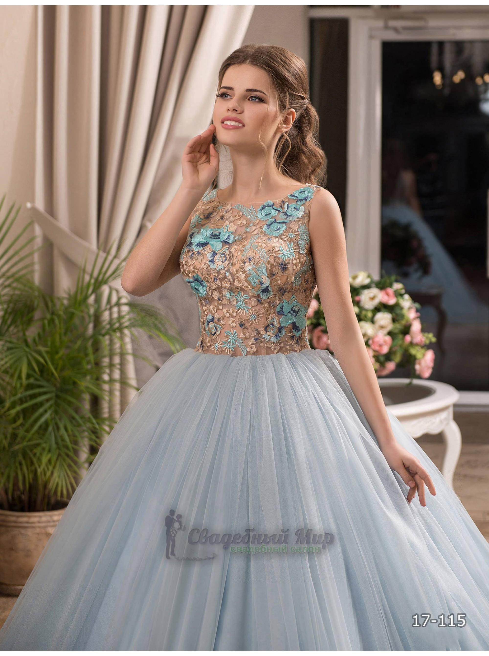Свадебное платье 17-115