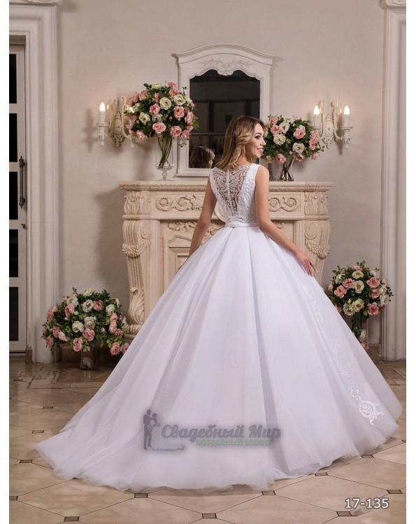 Свадебное платье 17-135