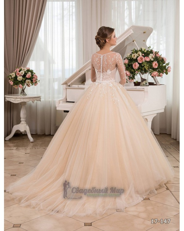 Свадебное платье 17-147