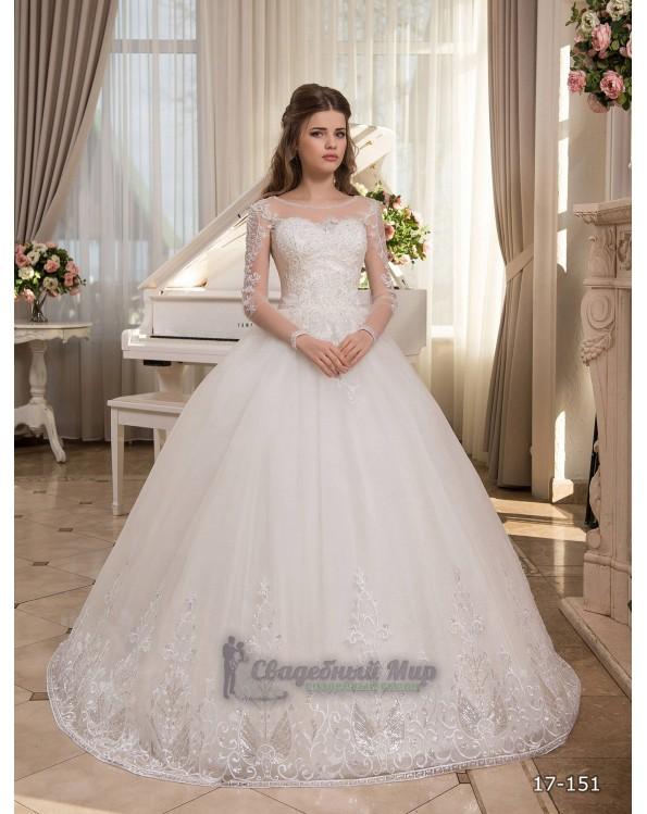 Свадебное платье 17-151