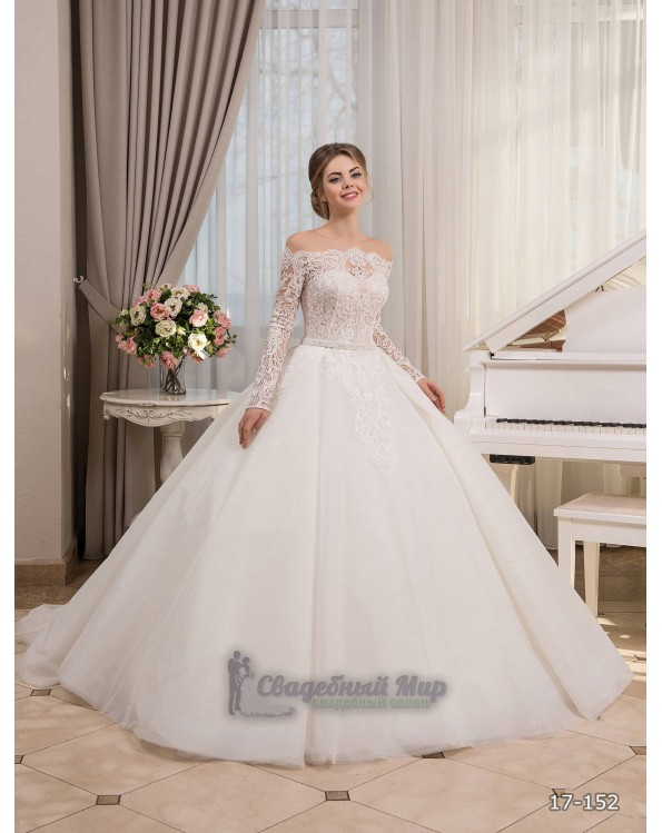 Свадебное платье 17-152