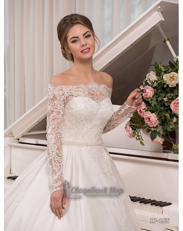 Свадебное платье 17-155