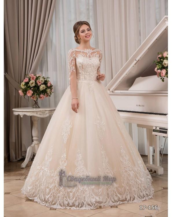 Свадебное платье 17-156