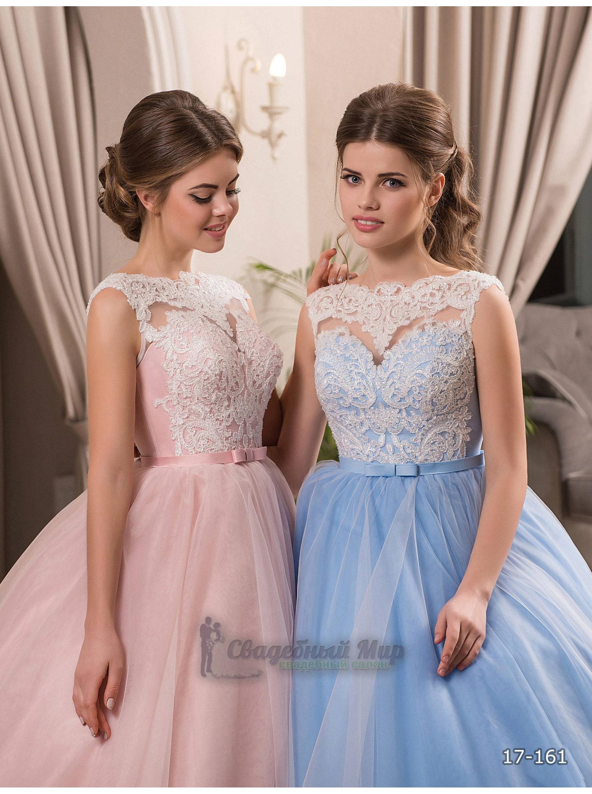 Свадебное платье 17-161