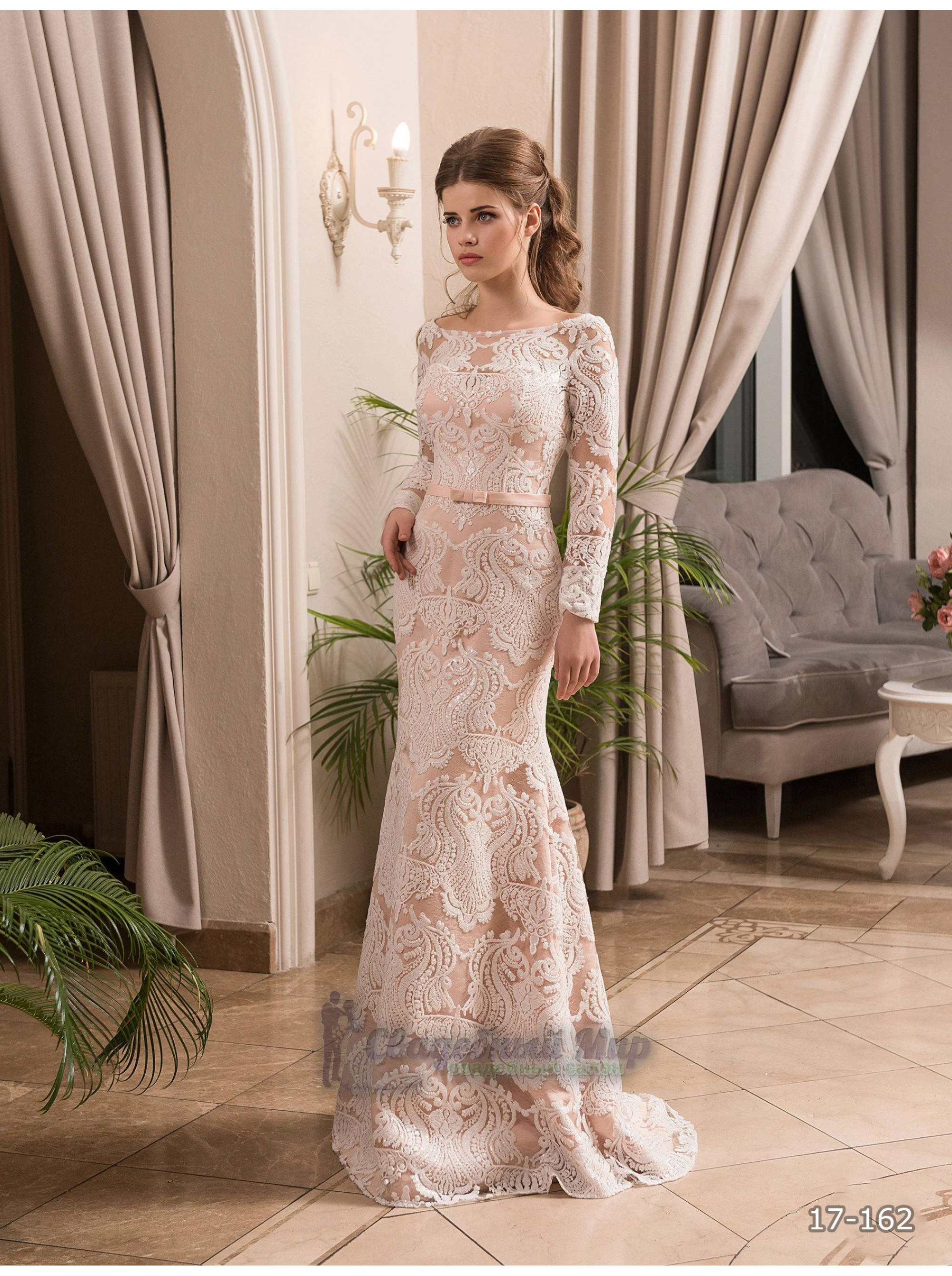 Свадебное платье 17-162