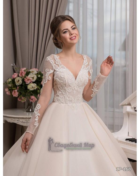 Свадебное платье 17-168