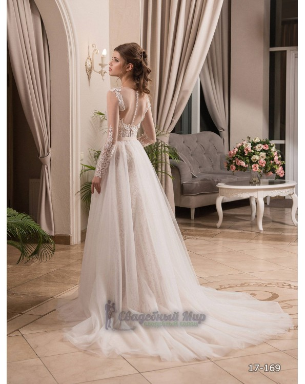 Свадебное платье 17-169