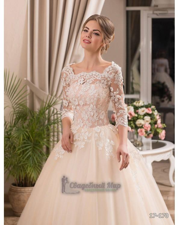 Свадебное платье 17-170