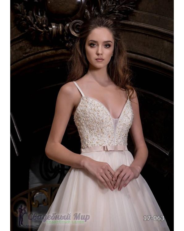 Свадебное платье 17-063