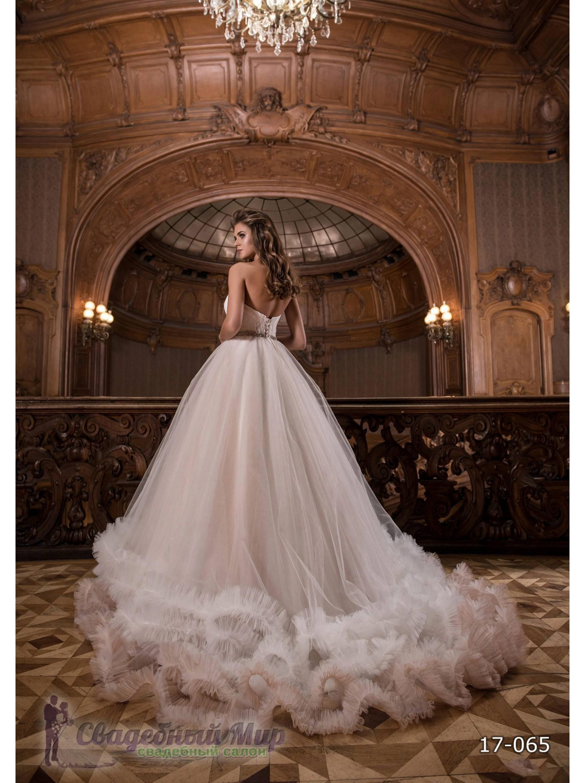Свадебное платье 17-065