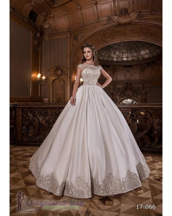 Свадебное платье 17-066