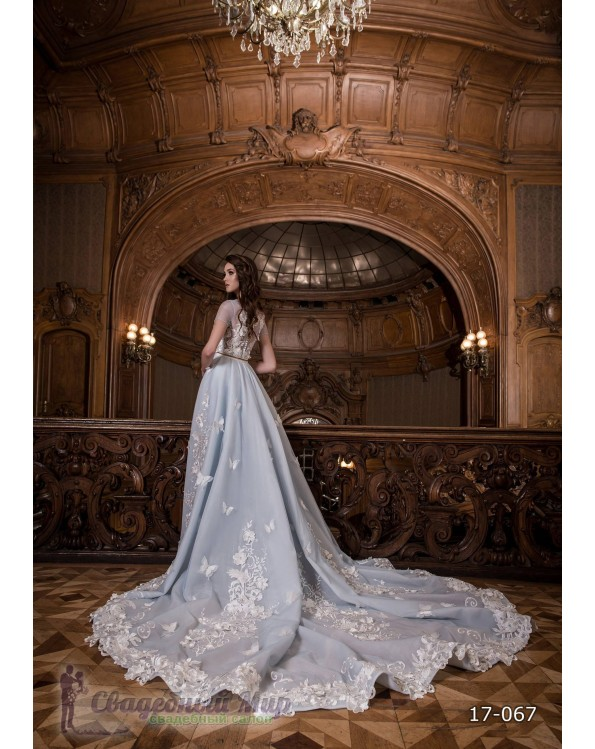 Свадебное платье 17-067
