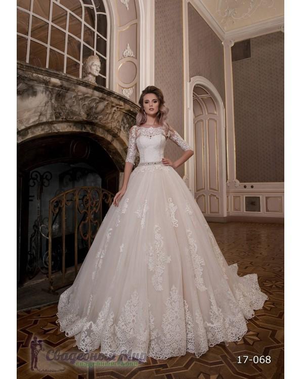 Свадебное платье 17-068