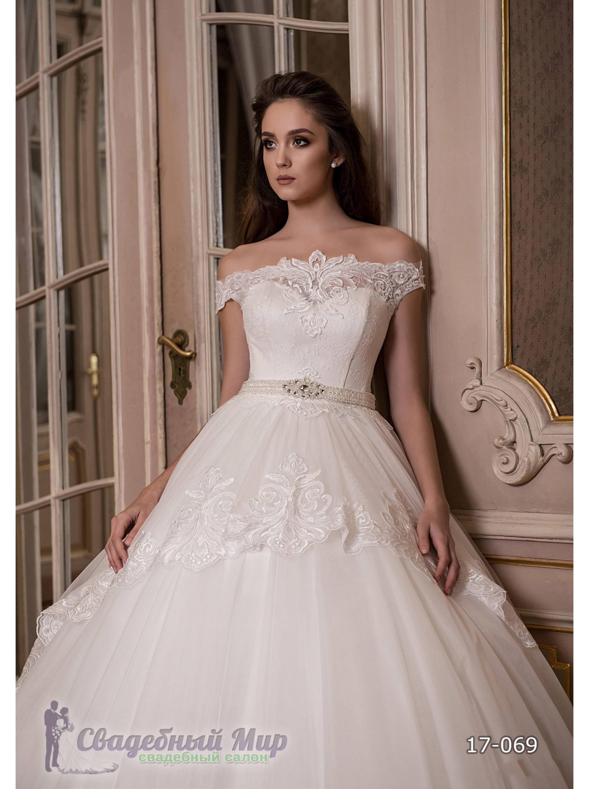 Свадебное платье 17-069