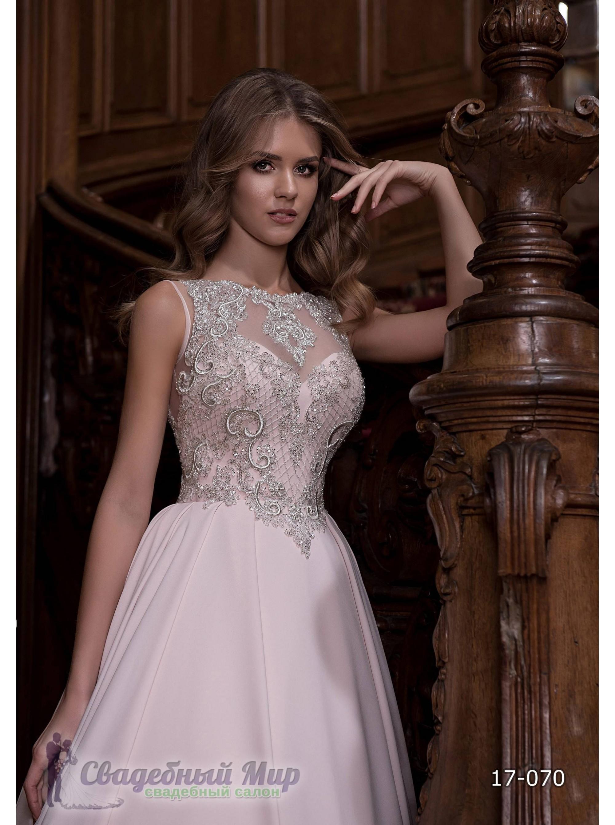 Свадебное платье 17-070