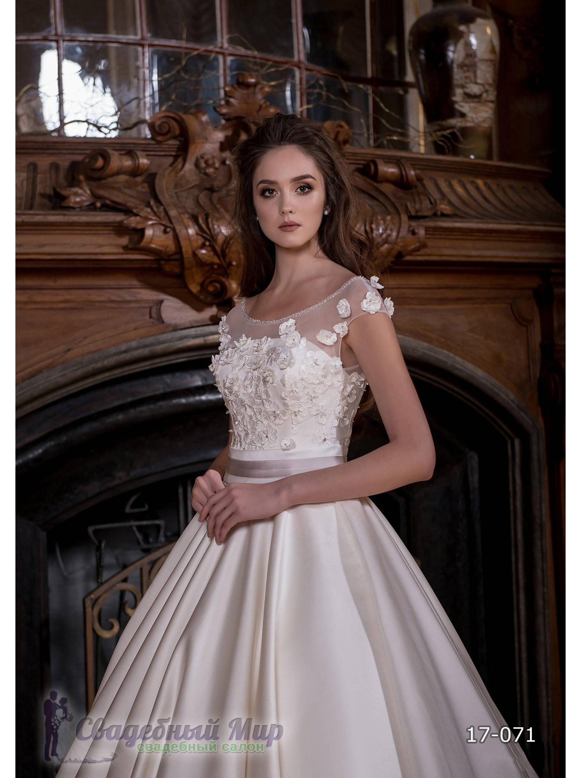 Свадебное платье 17-071