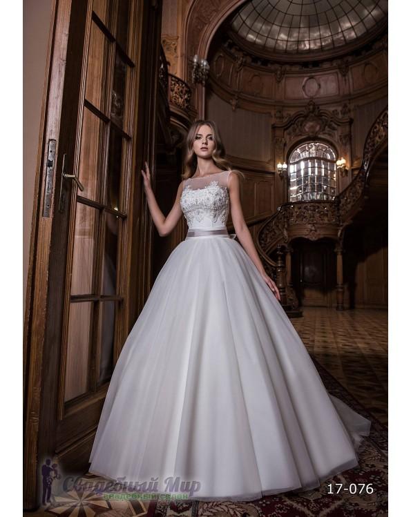 Свадебное платье 17-076