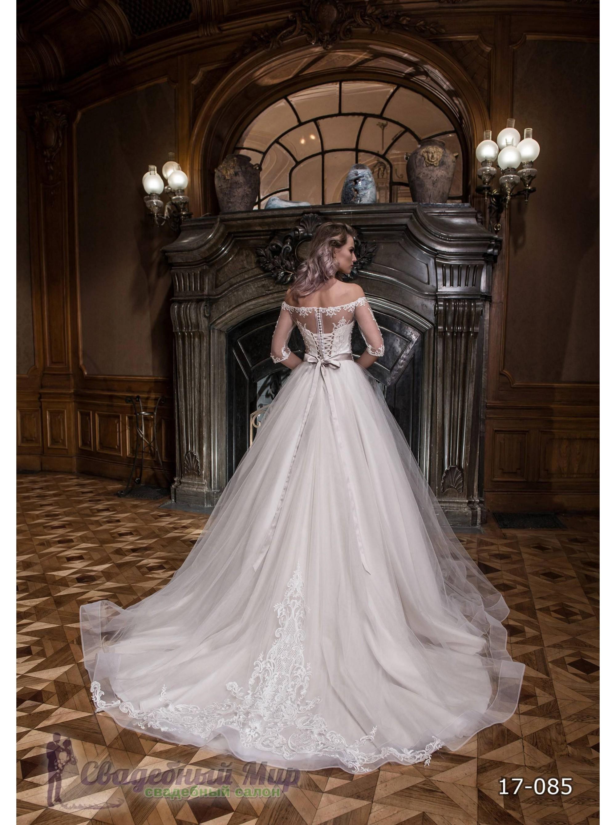 Свадебное платье 17-085