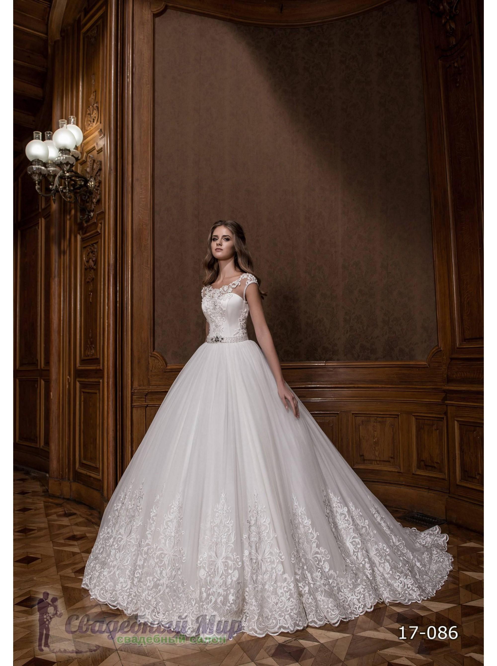 Свадебное платье 17-086