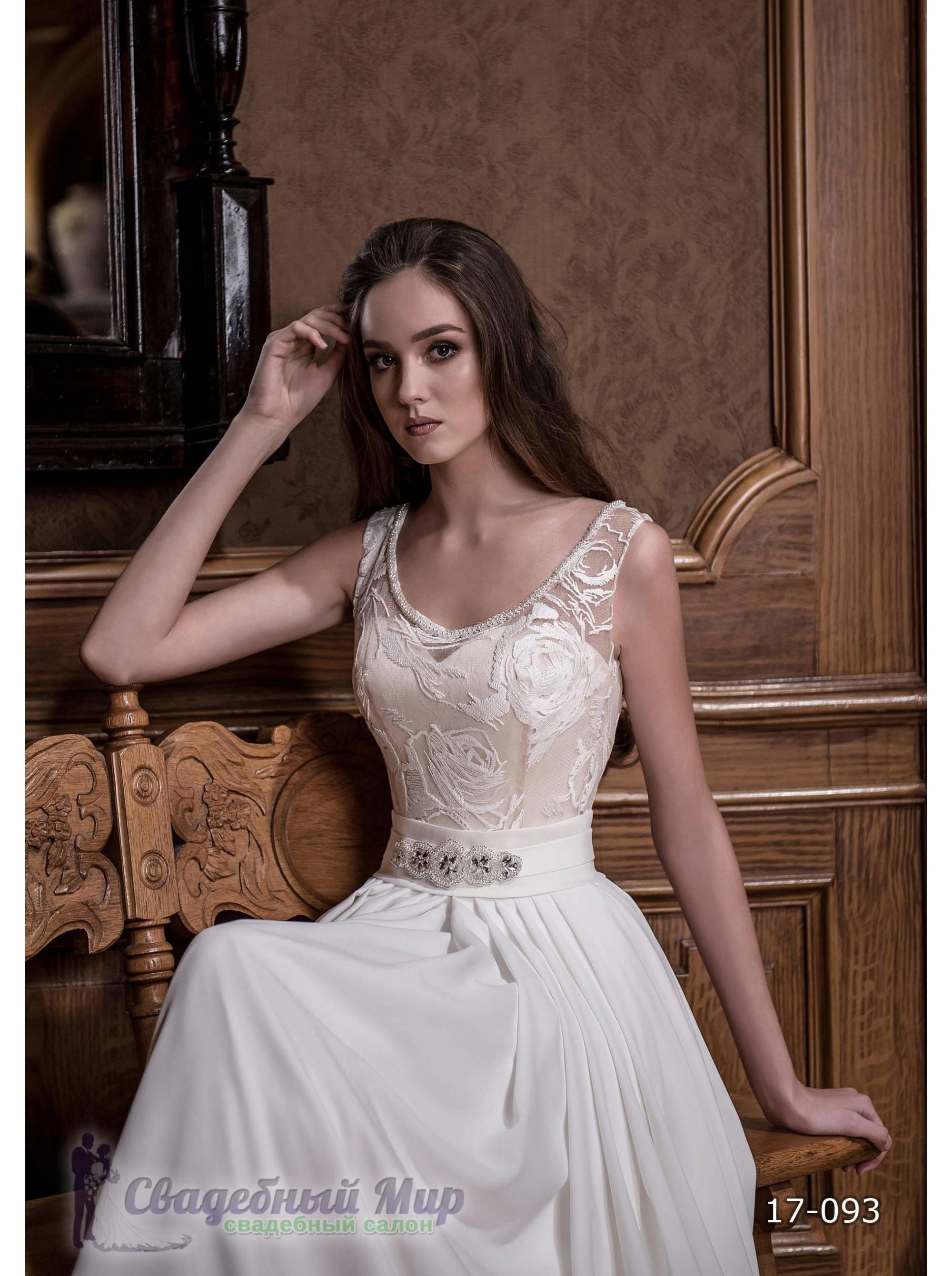 Свадебное платье 17-093