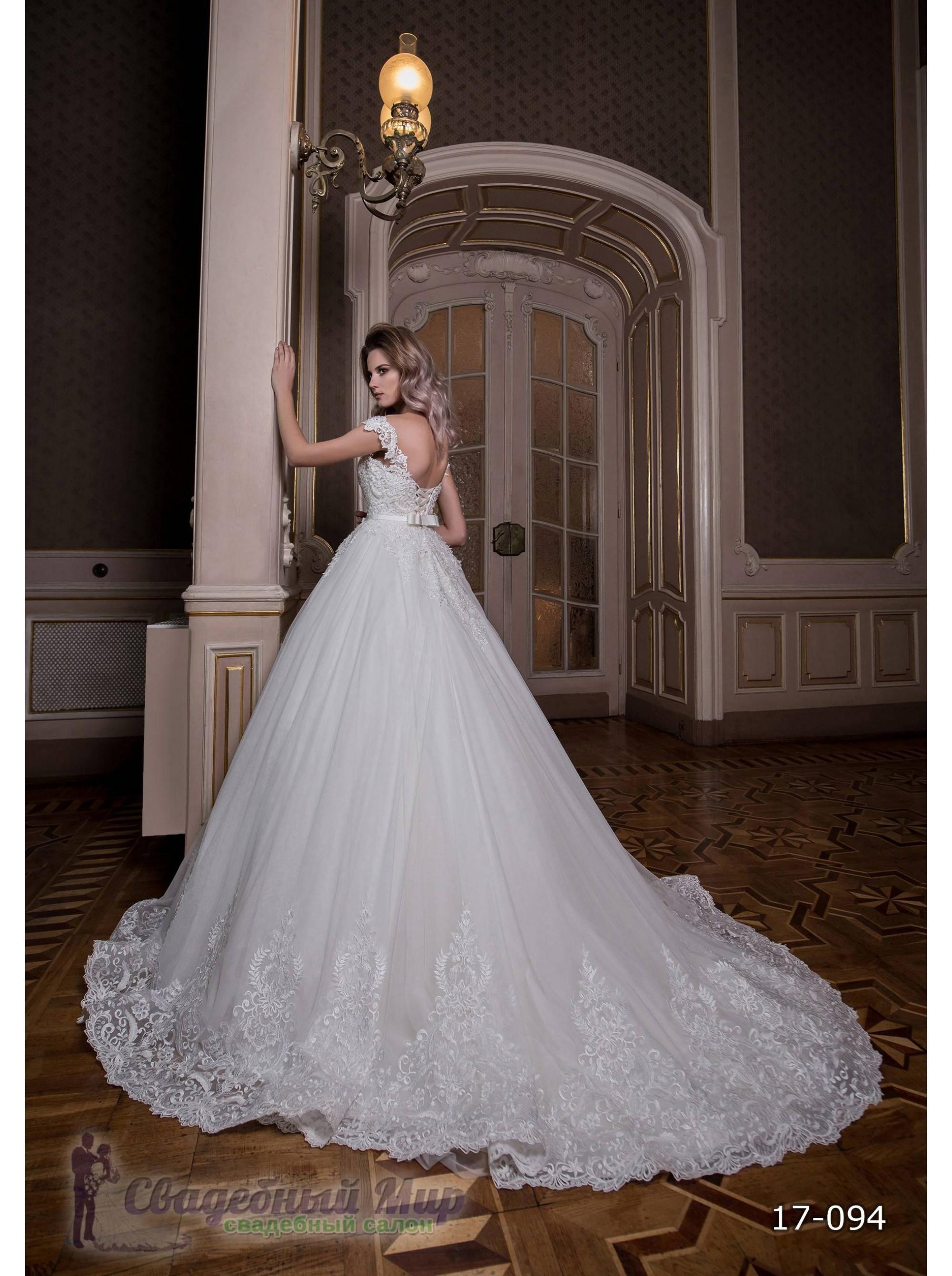 Свадебное платье 17-094