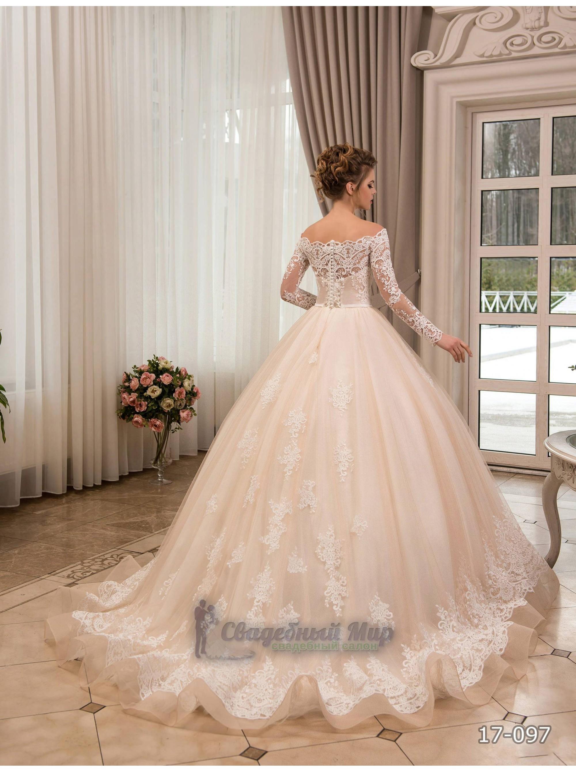 Свадебное платье 17-097
