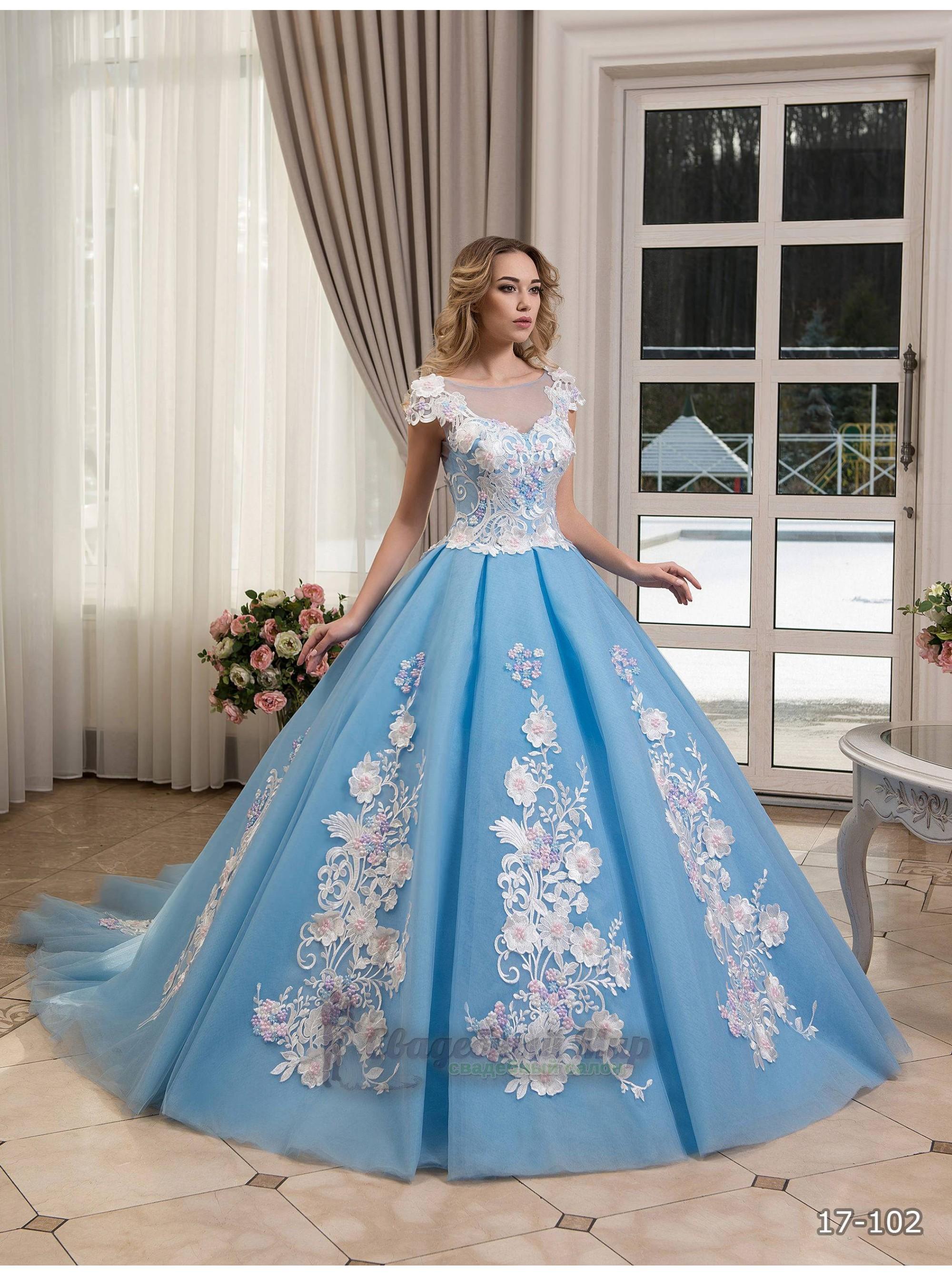 Свадебное платье 17-102