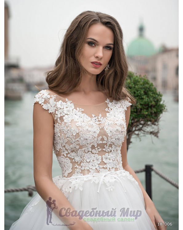 Свадебное платье 18-006