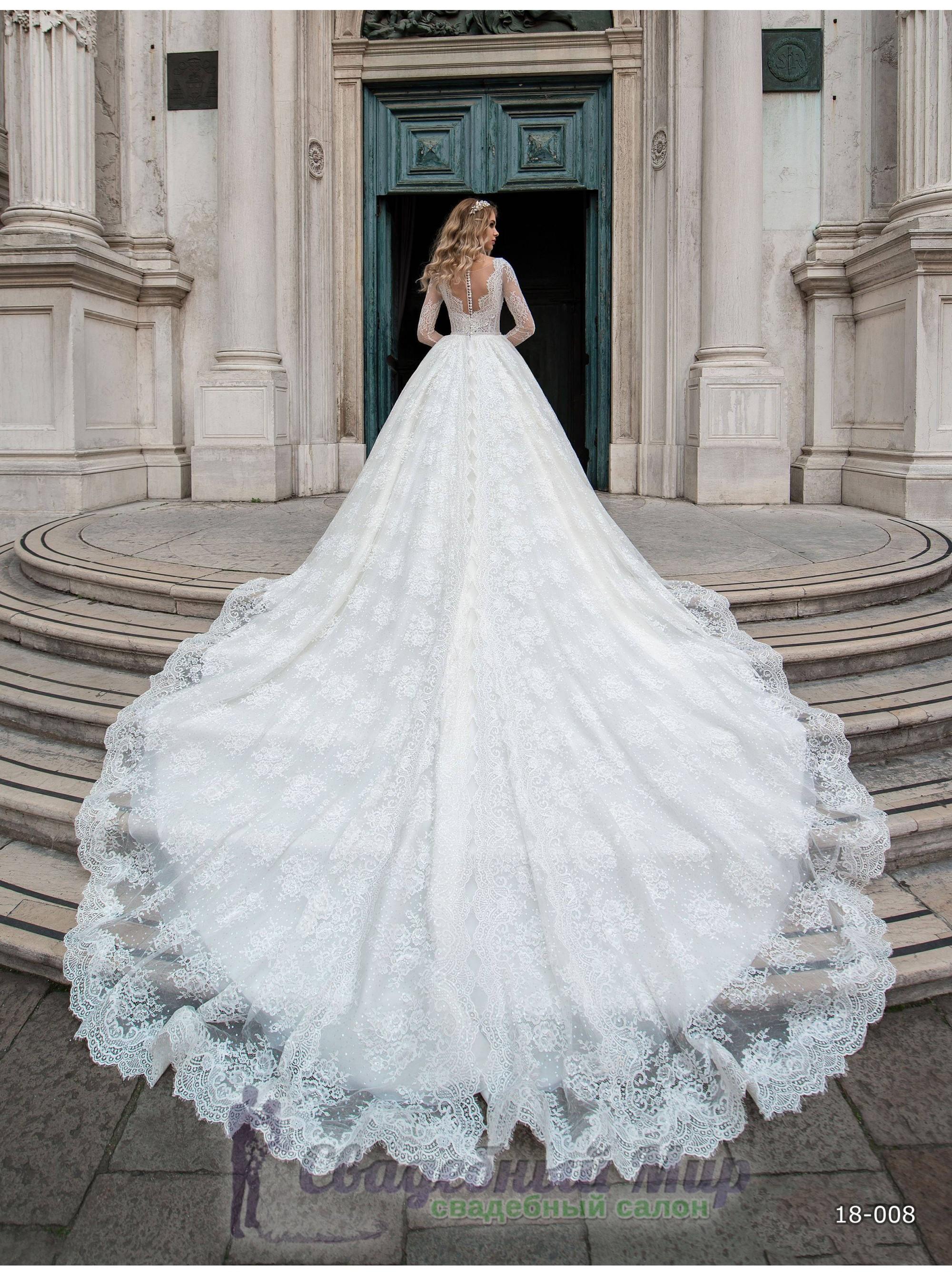 Свадебное платье 18-008
