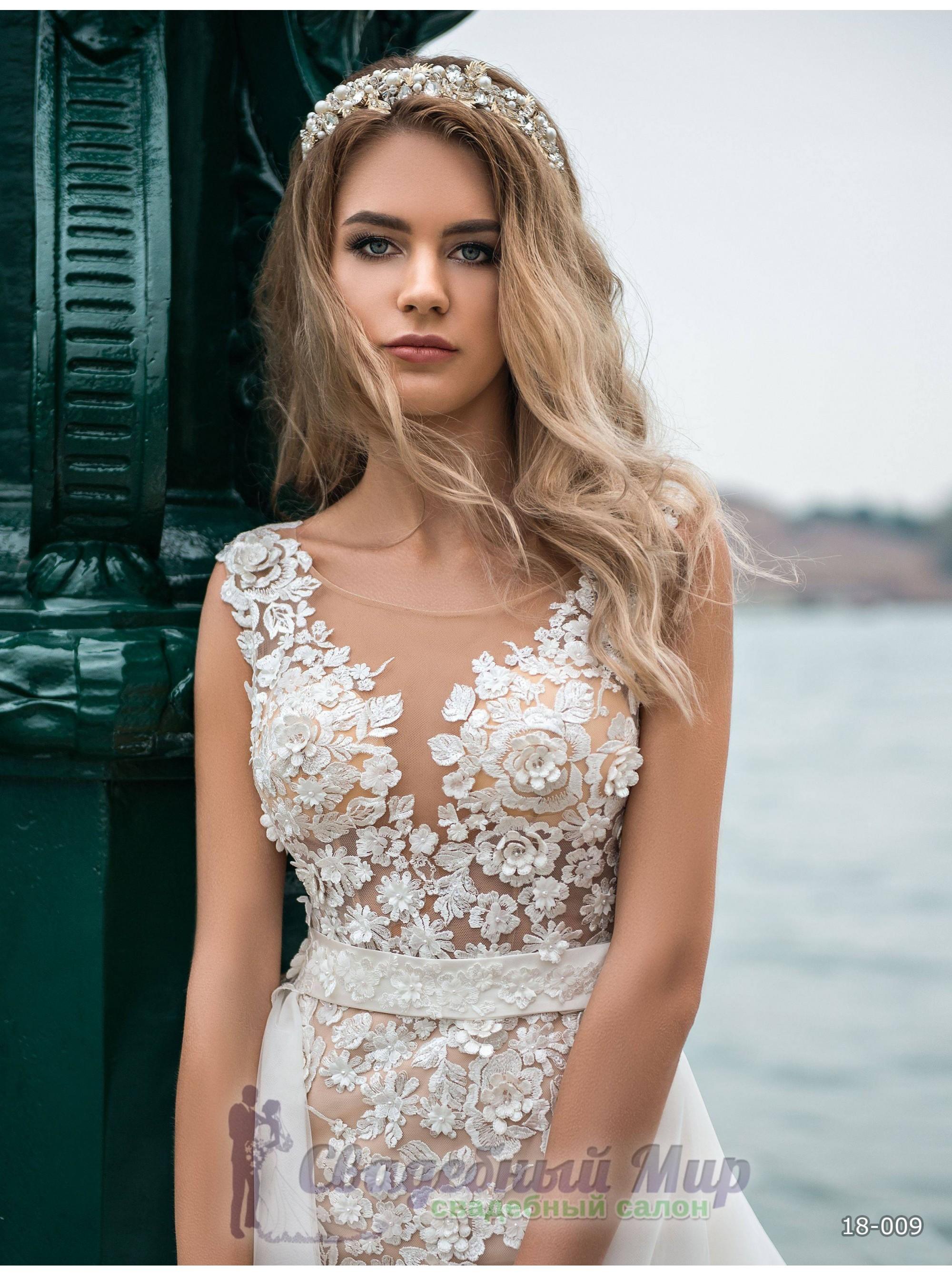 Свадебное платье 18-009