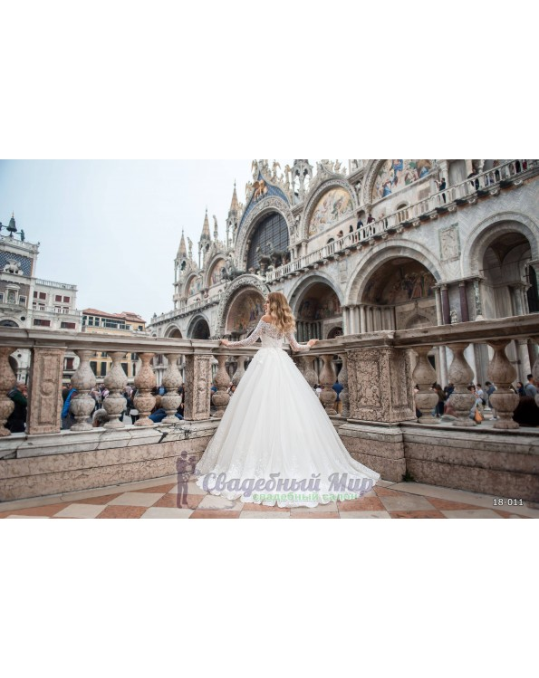 Свадебное платье 18-011