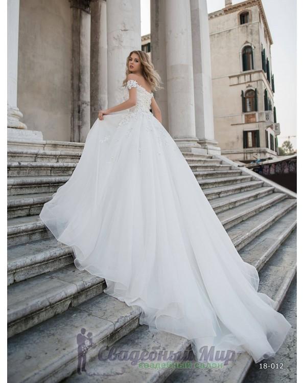 Свадебное платье 18-012