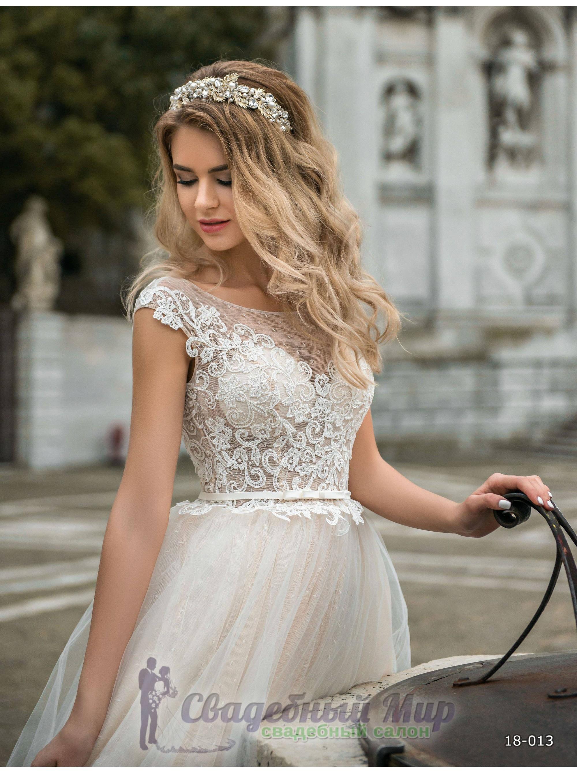 Свадебное платье 18-013