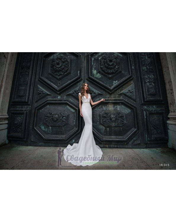 Свадебное платье 18-015