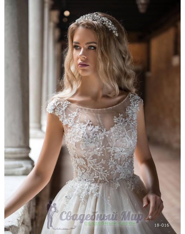 Свадебное платье 18-016