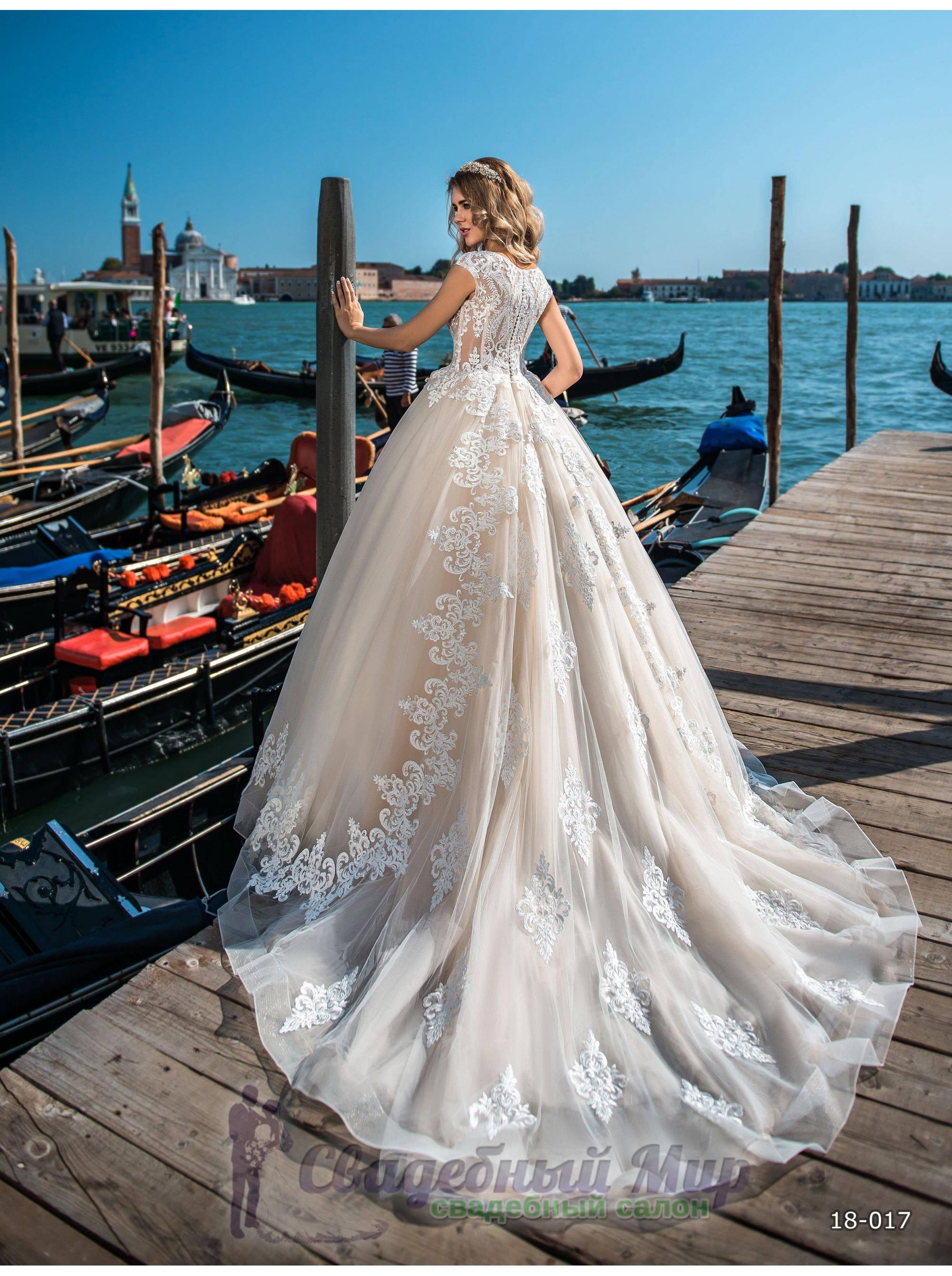 Свадебное платье 18-017