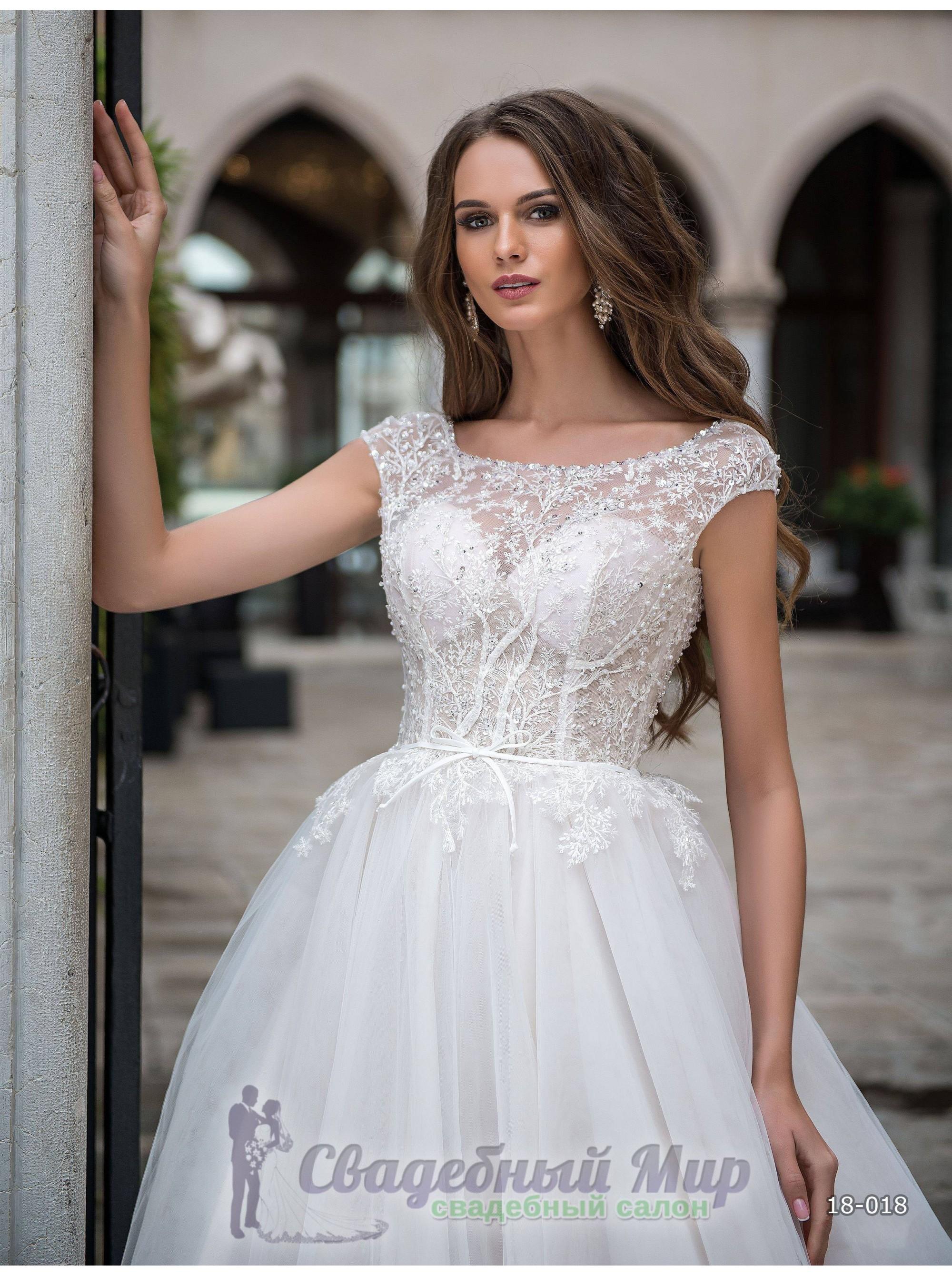 Свадебное платье 18-018