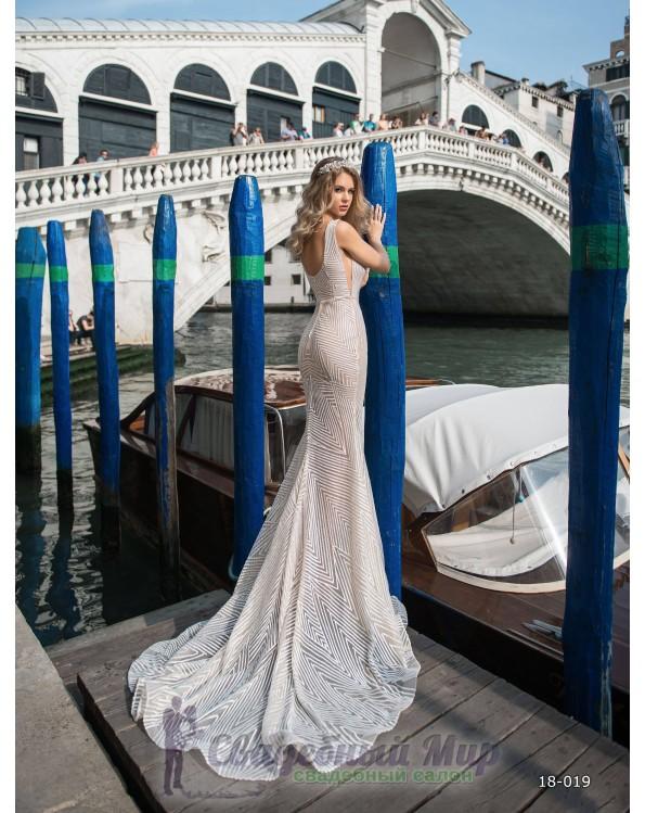 Свадебное платье 18-019