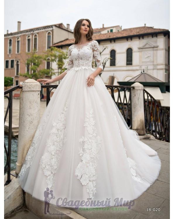Свадебное платье 18-020