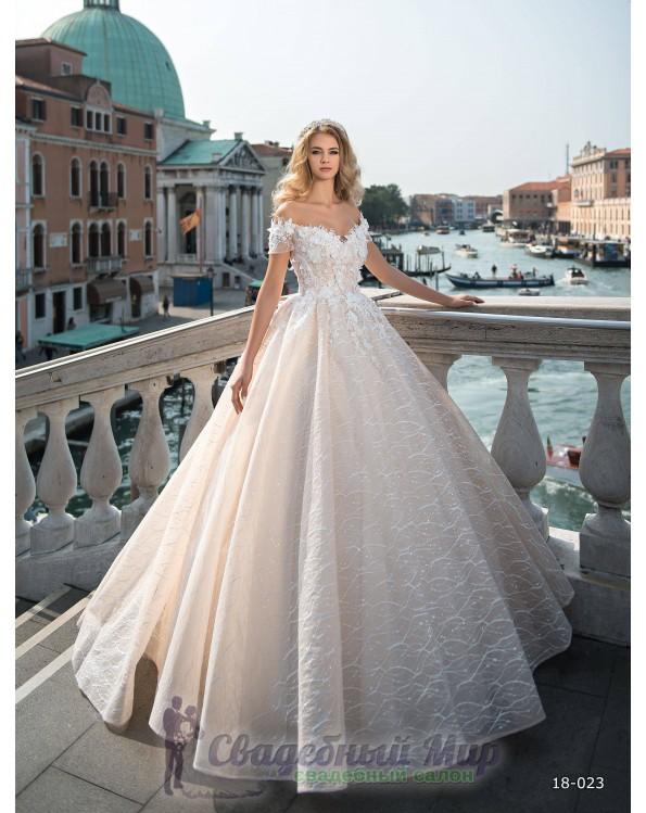 Свадебное платье 18-023