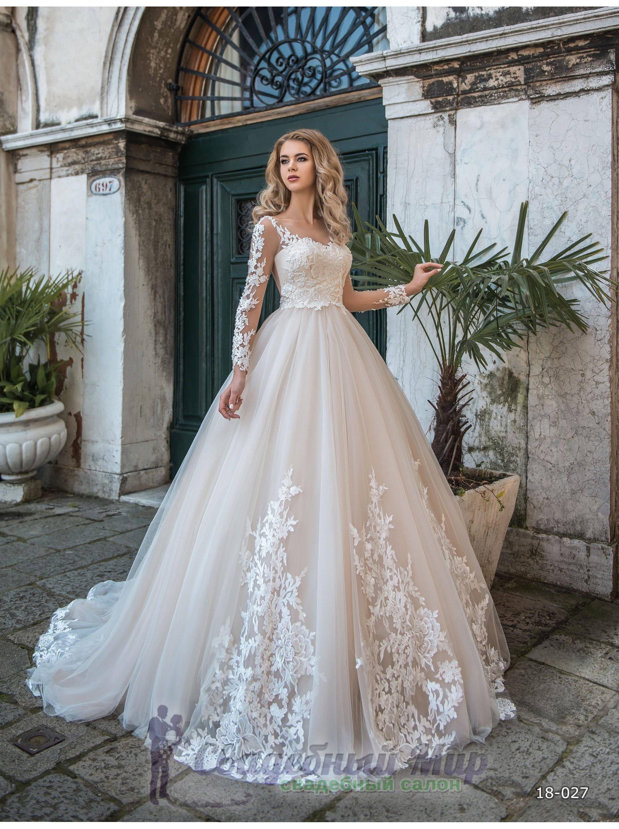 Свадебное платье 18-027