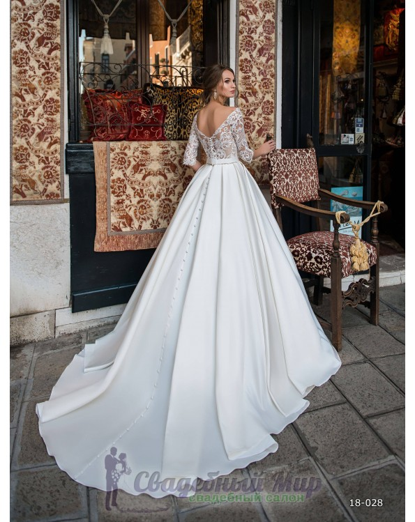 Свадебное платье 18-028