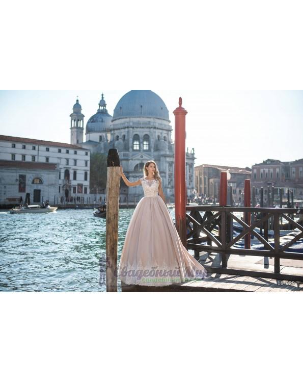 Свадебное платье18-029