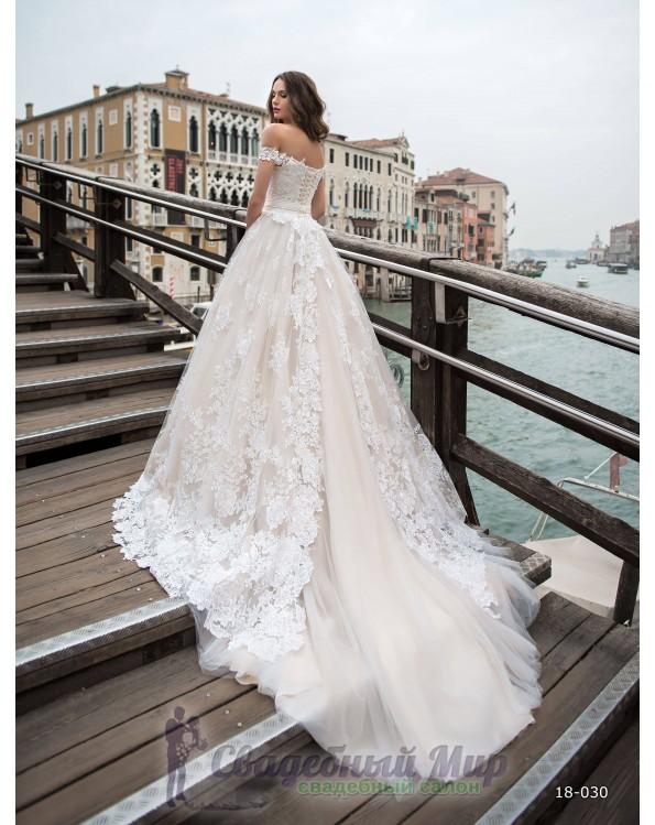Свадебное платье 18-030
