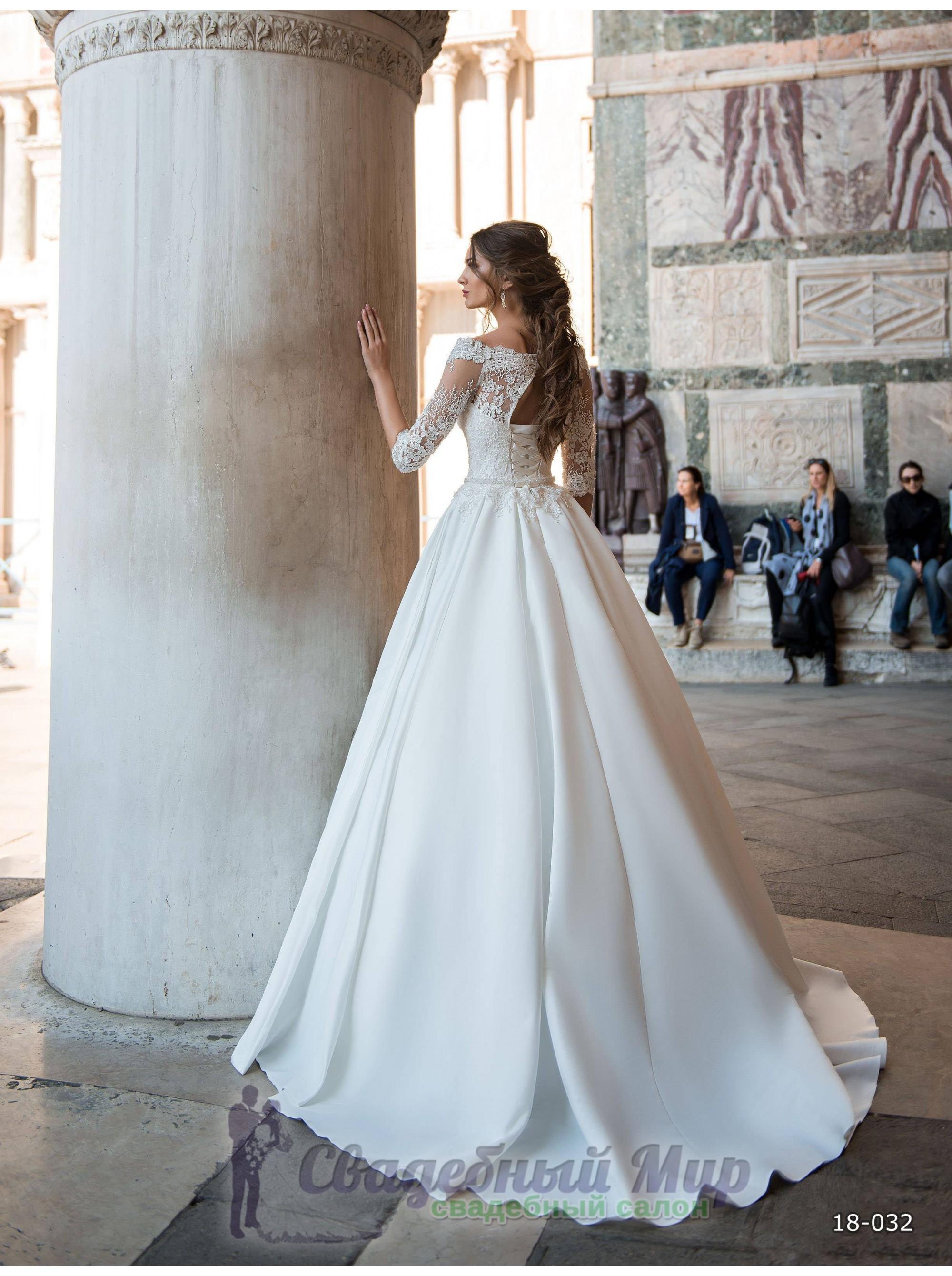 Свадебное платье 18-032