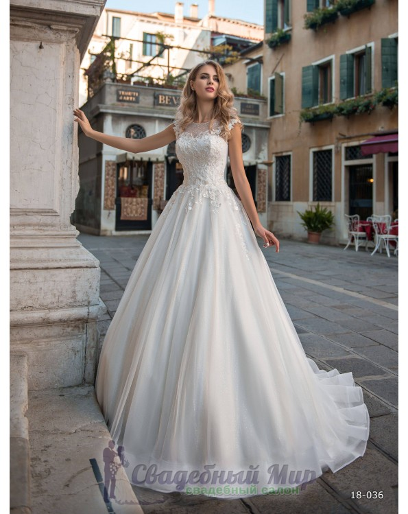 Свадебное платье 18-036