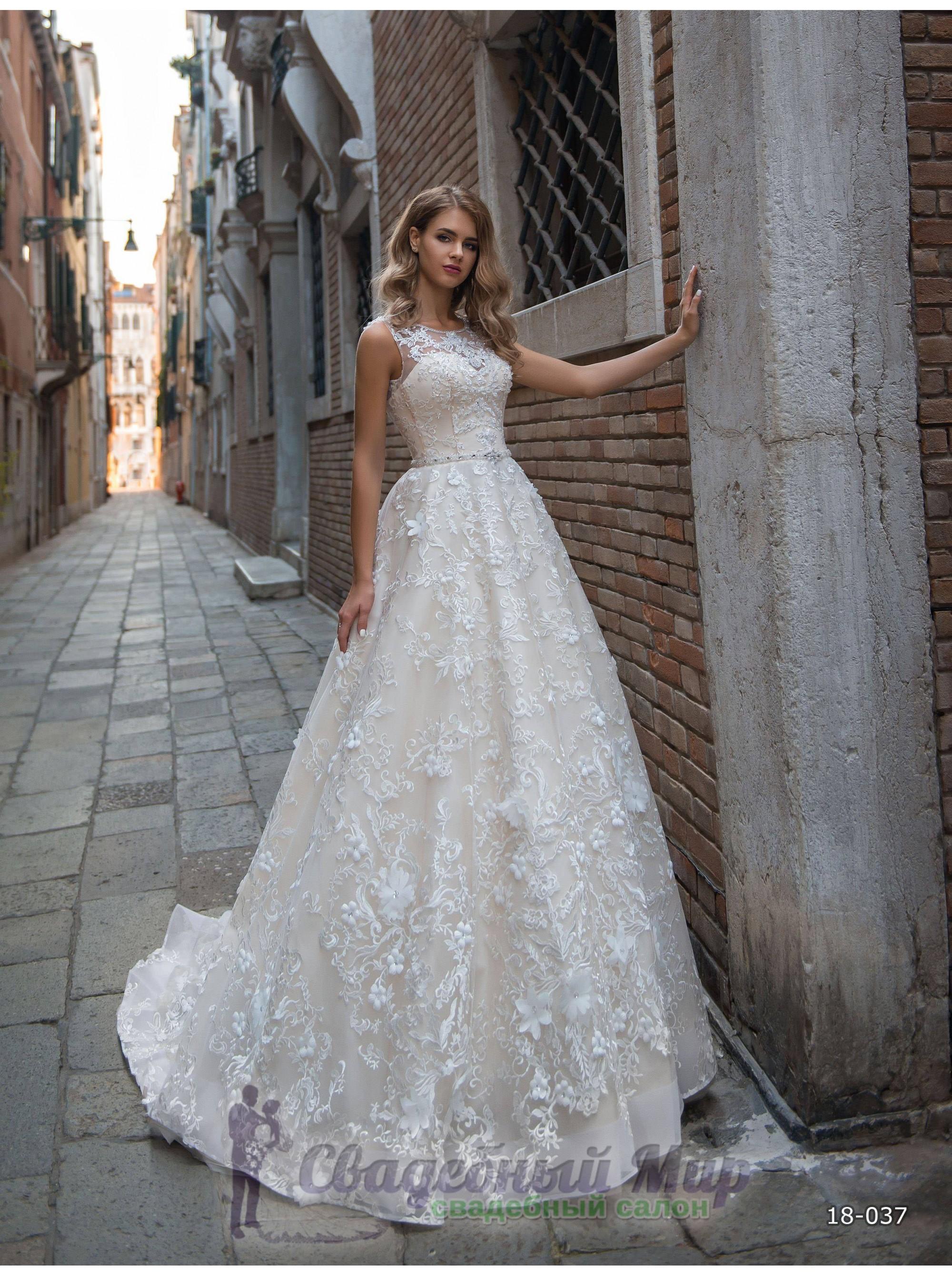 Свадебное платье 18-037