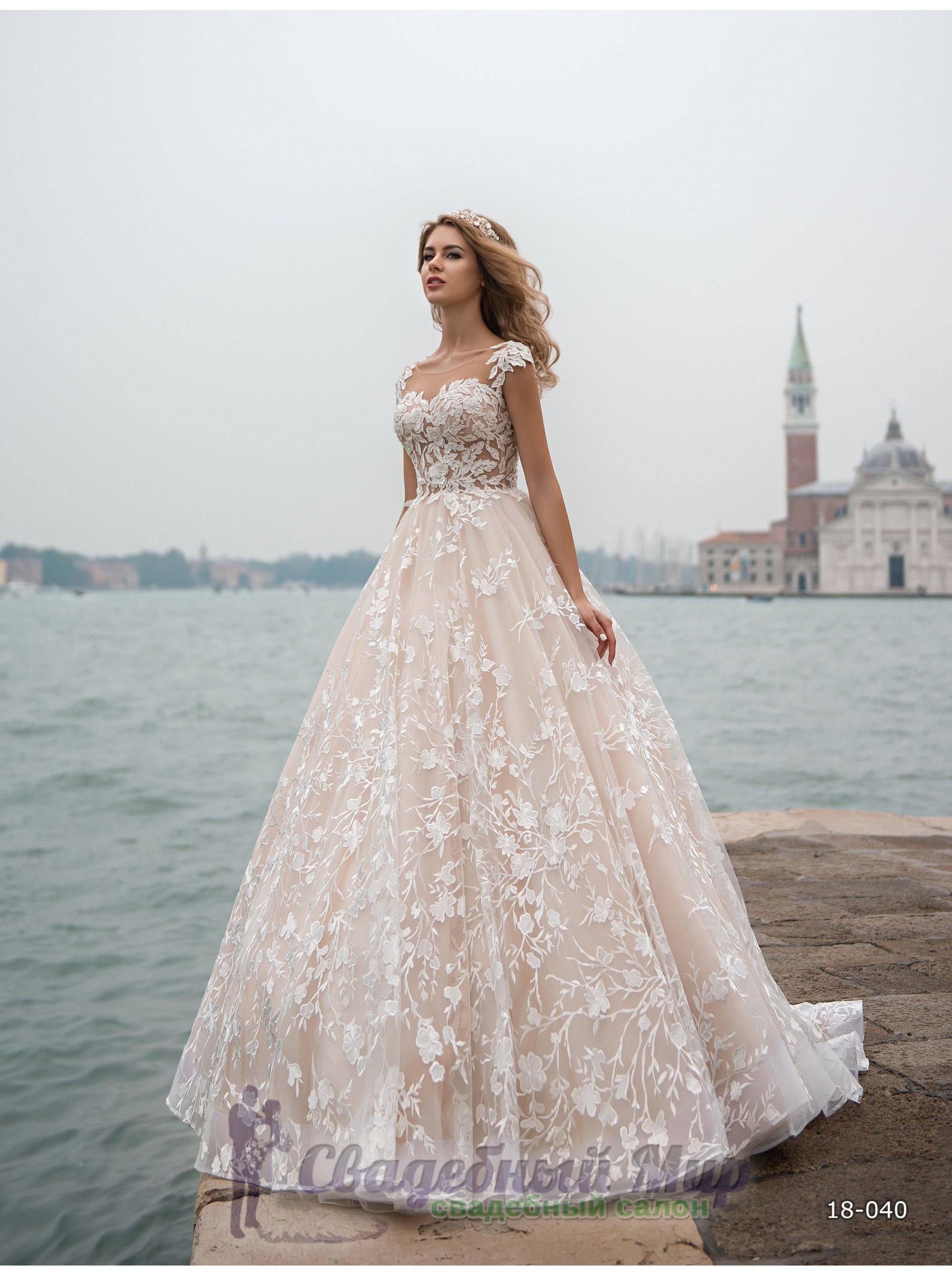 Свадебное платье 18-040
